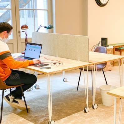 bureau openspace coworking Cognac